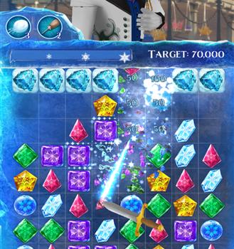 Frozen Free Fall Ekran Görüntüleri - 1