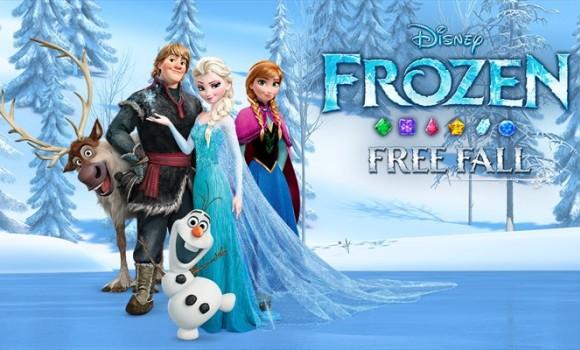 Frozen Free Fall Ekran Görüntüleri - 5