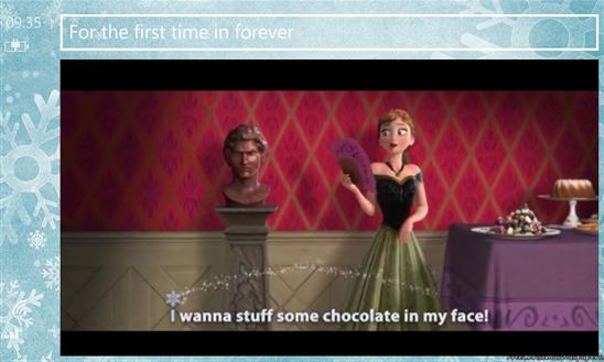 Frozen Match Ekran Görüntüleri - 1