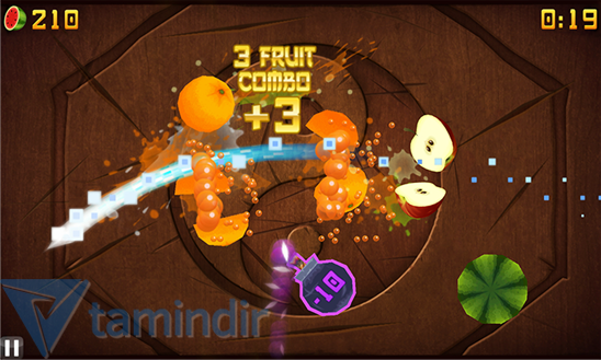 Fruit Ninja Ekran Görüntüleri - 1
