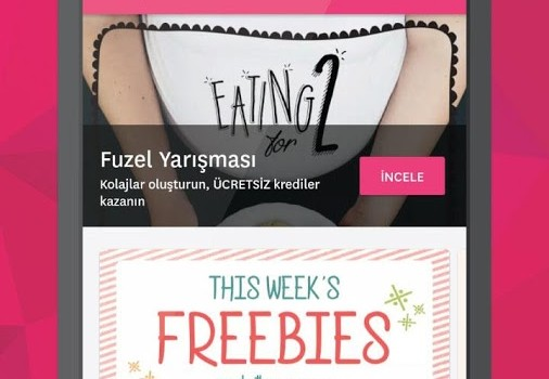 Fuzel Collage Ekran Görüntüleri - 5