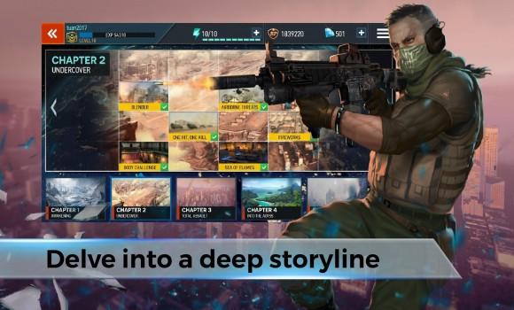 FZ9: Timeshift Ekran Görüntüleri - 4