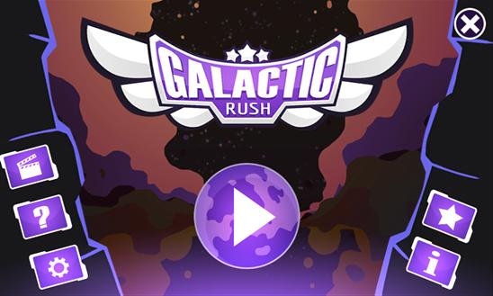 Galactic Rush Ekran Görüntüleri - 5