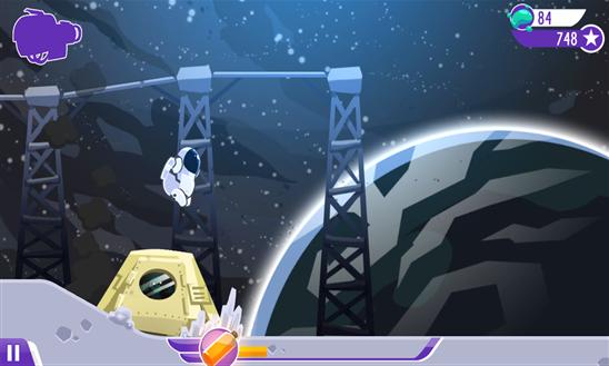 Galactic Rush Ekran Görüntüleri - 3