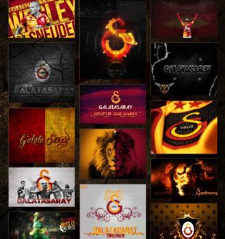 Galatasaray Kilit Ekranı Ekran Görüntüleri - 3