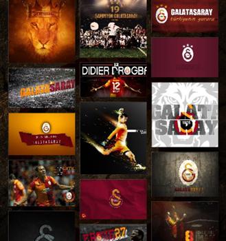 Galatasaray Kilit Ekranı Ekran Görüntüleri - 2