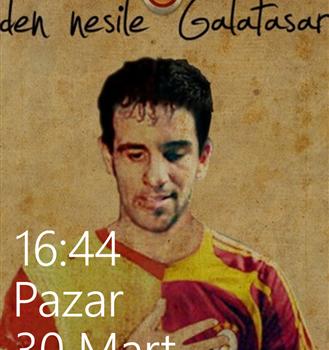 Galatasaray Kilit Ekranı Ekran Görüntüleri - 1