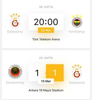 Galatasaray SK Ekran Görüntüleri - 5