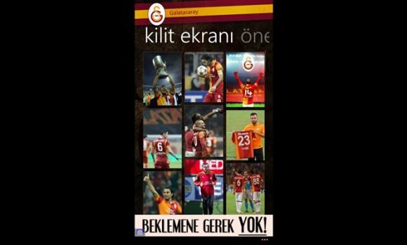 Galatasaray Ekran Görüntüleri - 1