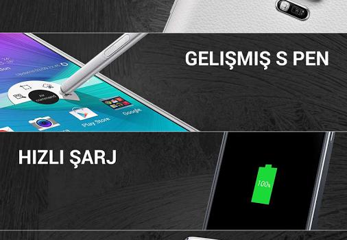 Galaxy Note 4 Deneyim Ekran Görüntüleri - 3