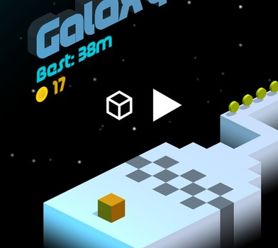 Galaxy Roll Ekran Görüntüleri - 1