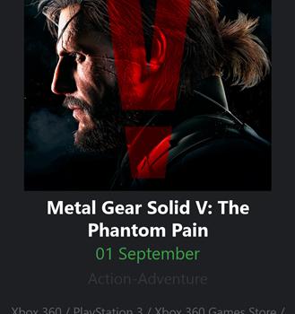 Game Calendar Ekran Görüntüleri - 1