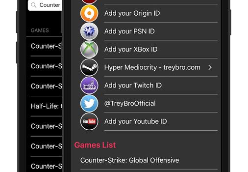 GamerBase Ekran Görüntüleri - 3