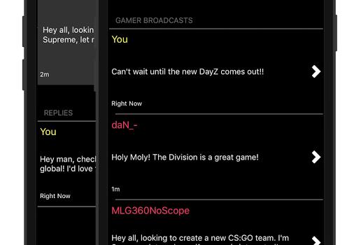 GamerBase Ekran Görüntüleri - 1