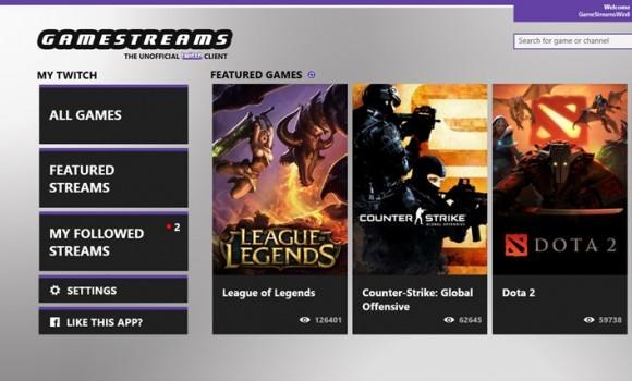 Gamestreams Ekran Görüntüleri - 4