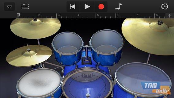 GarageBand Ekran Görüntüleri - 2