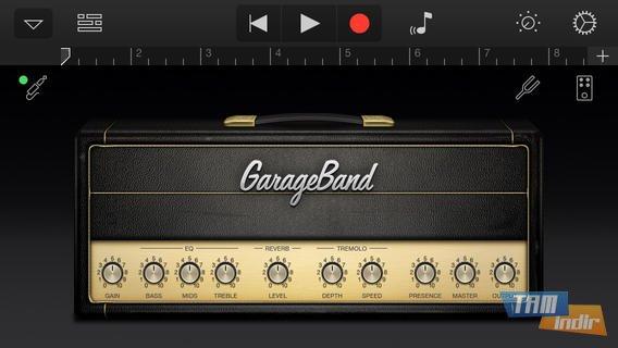 GarageBand Ekran Görüntüleri - 1