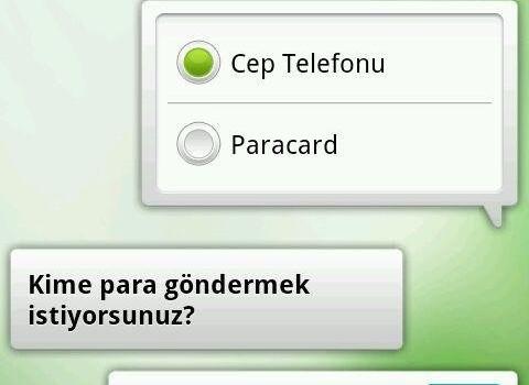Garanti CepBank Ekran Görüntüleri - 2