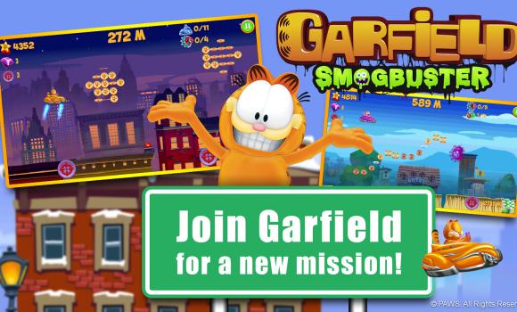 Garfield Smogbuster Ekran Görüntüleri - 5