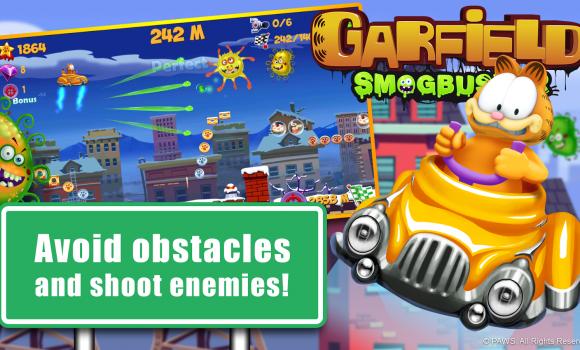 Garfield Smogbuster Ekran Görüntüleri - 4