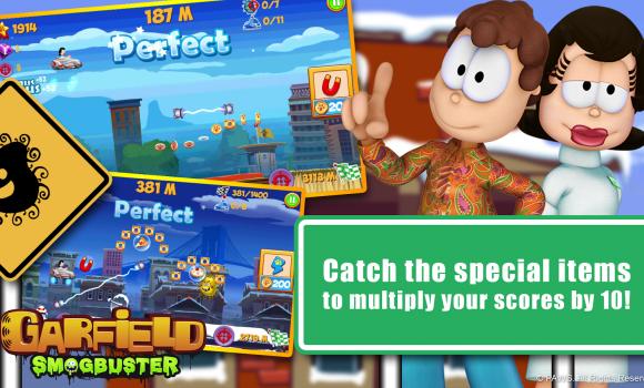 Garfield Smogbuster Ekran Görüntüleri - 3