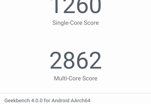 Geekbench 4 Ekran Görüntüleri - 2