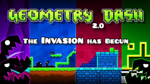 Geometry Dash Meltdown Ekran Görüntüleri - 5
