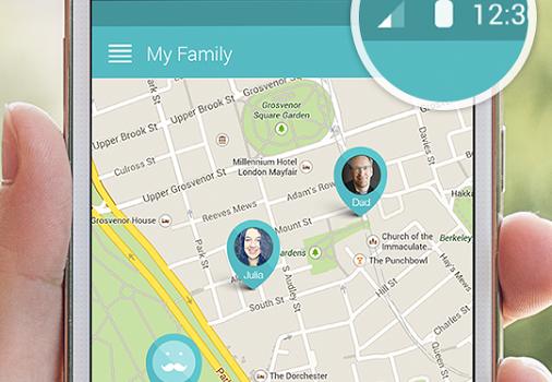 GeoZilla Family Locator Ekran Görüntüleri - 5