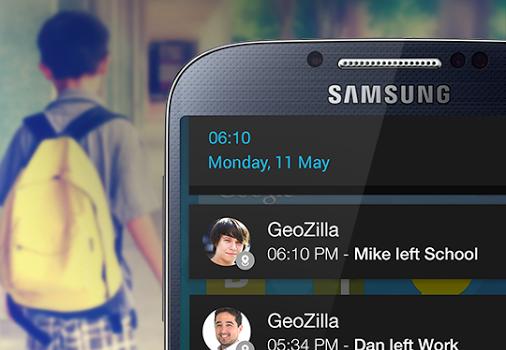 GeoZilla Family Locator Ekran Görüntüleri - 3
