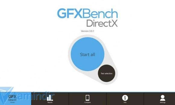 GFXBench Ekran Görüntüleri - 1