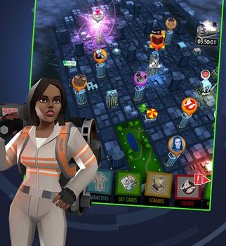 Ghostbusters: Slime City Ekran Görüntüleri - 5
