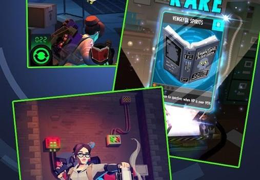 Ghostbusters: Slime City Ekran Görüntüleri - 2