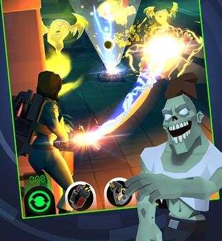 Ghostbusters: Slime City Ekran Görüntüleri - 1