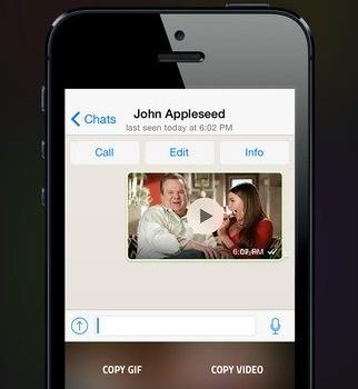 GIF Keyboard Ekran Görüntüleri - 1