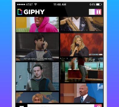 Giphy Ekran Görüntüleri - 2