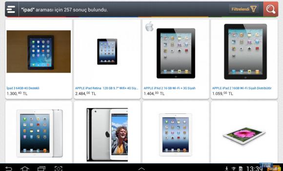 GittiGidiyor Tablet Ekran Görüntüleri - 3