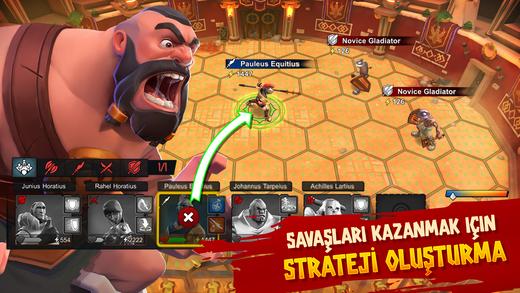 Gladiator Heroes Ekran Görüntüleri - 5