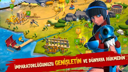 Gladiator Heroes Ekran Görüntüleri - 2