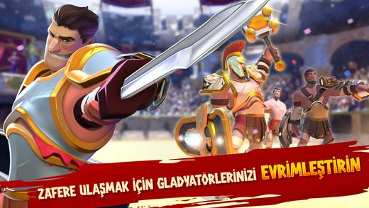 Gladiator Heroes Ekran Görüntüleri - 1