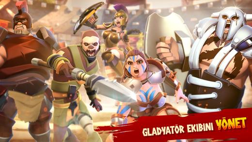 Gladiator Heroes Ekran Görüntüleri - 3