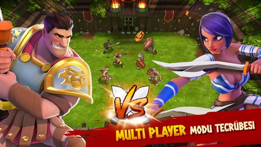 Gladiator Heroes Ekran Görüntüleri - 4