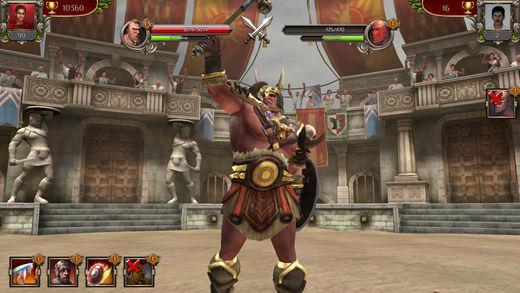Gladiators 3D Ekran Görüntüleri - 3