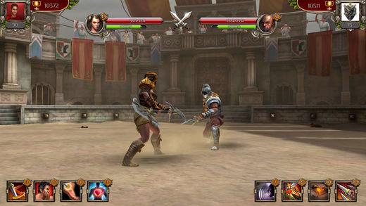 Gladiators 3D Ekran Görüntüleri - 1