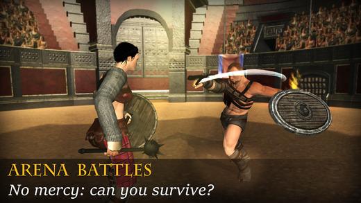 Gladiators: Immortal Glory Ekran Görüntüleri - 4