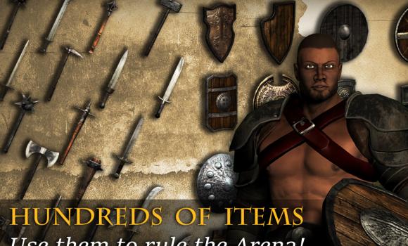 Gladiators: Immortal Glory Ekran Görüntüleri - 3