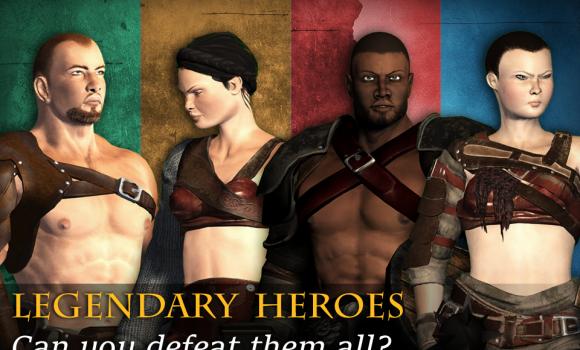 Gladiators: Immortal Glory Ekran Görüntüleri - 2