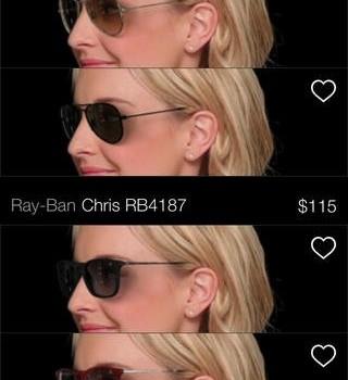 glasses.com for iPhone Ekran Görüntüleri - 2