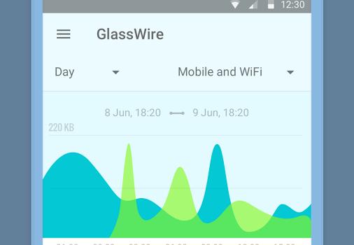 GlassWire Ekran Görüntüleri - 5