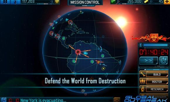 Global Outbreak Ekran Görüntüleri - 3