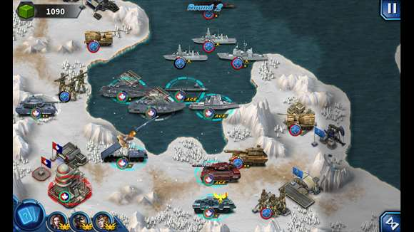Glory of Generals 2 Ekran Görüntüleri - 1